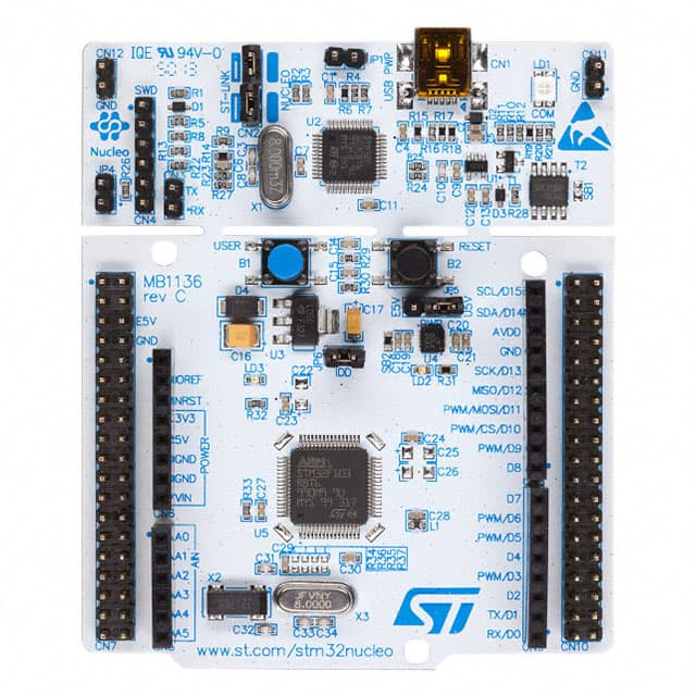 STM32F3discovery image
