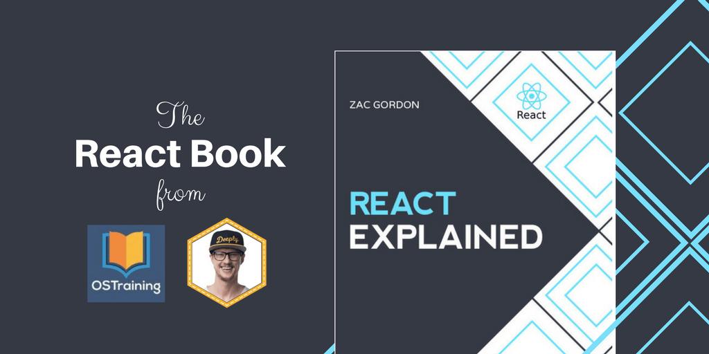 React Book Cover
