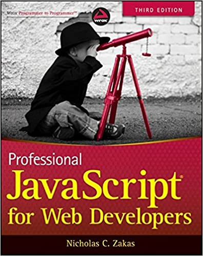 Professional JavaScript for Web Developers Book