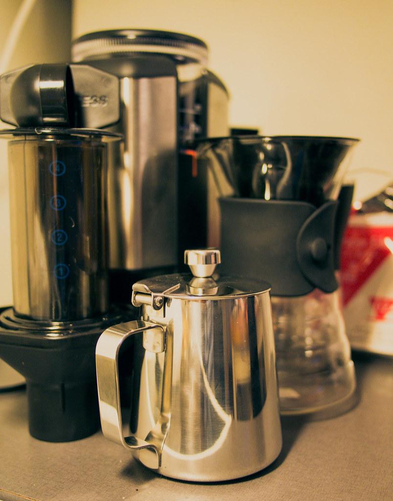 My coffee setup