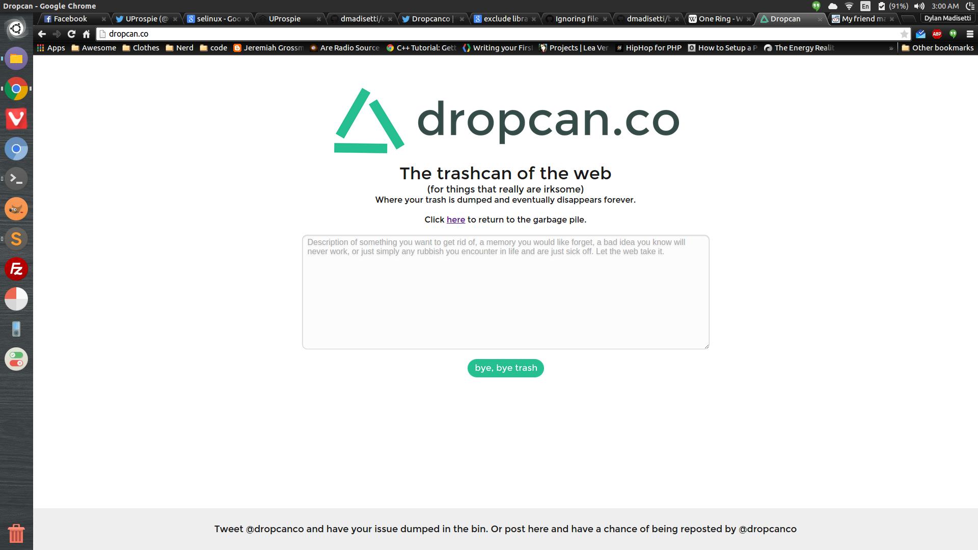 What Dropcanco looks like