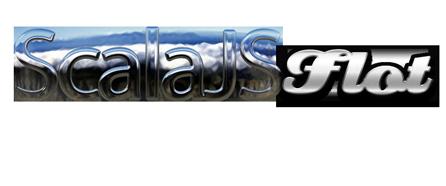 scalajs-flot Logo