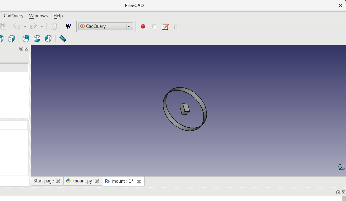 Broken example (?) · Issue #93 · jmwright/cadquery-freecad-module