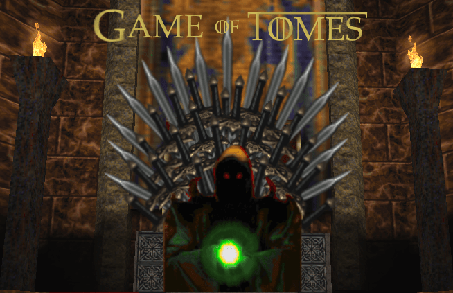 Game of Tomes