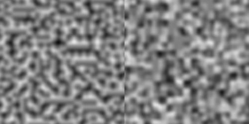 Perlin Noise sample