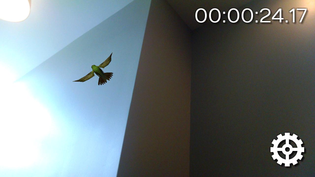 Screenshot 2 of Challenge-Mode gameplay