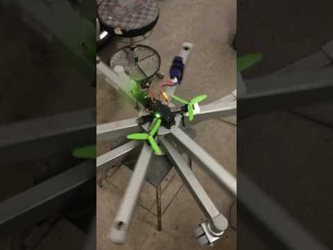 test bench video