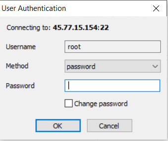 Example-PastePassword