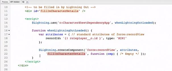Salesforce Summaries - Visualforce in Lightning Experience