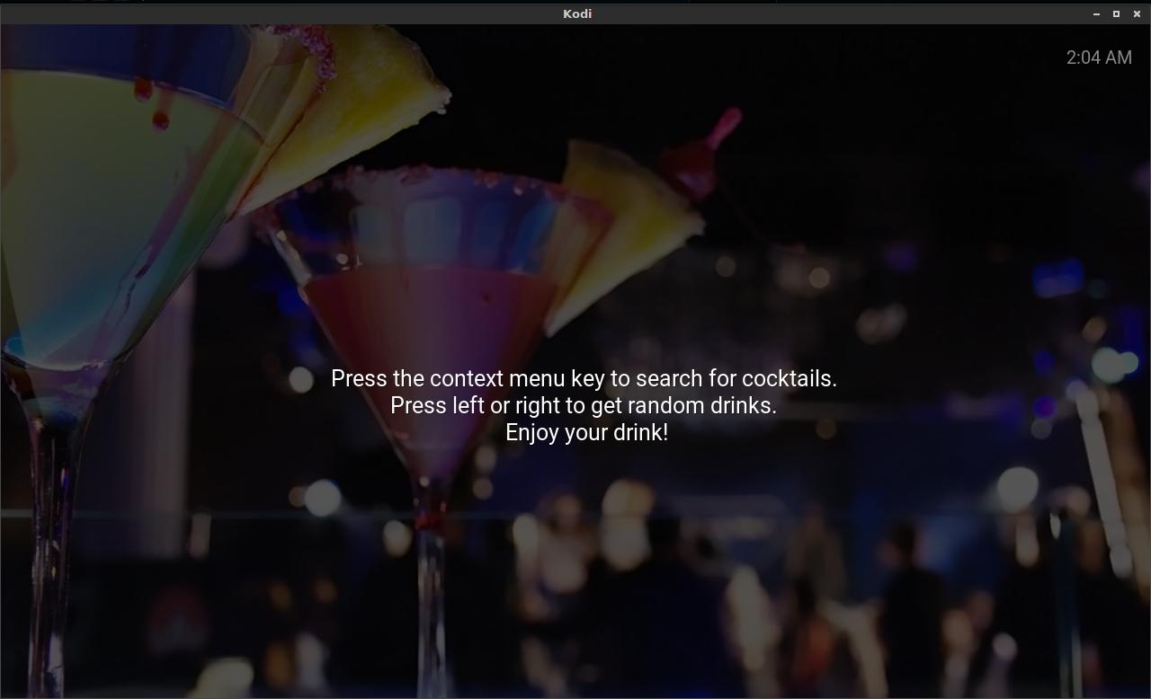 Screenshot screensaver