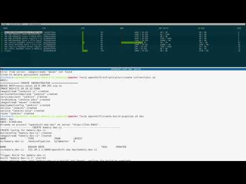 OpenShift Build Pipeline - Part 02 - Building Artifacts (Maven, Docker Images)