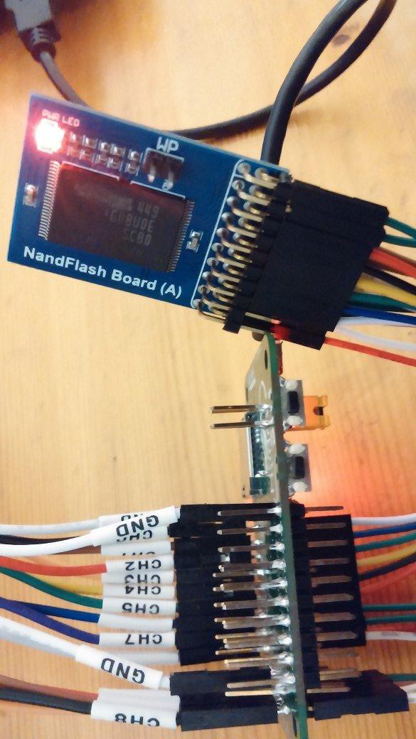 NandFlash support · Issue #12 · hydrabus/hydrafw · GitHub