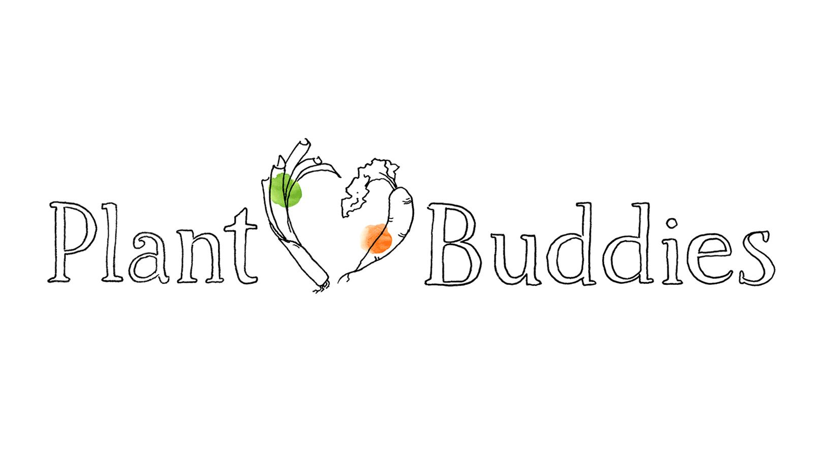 Plant Buddies Companion Planting Tool Logo