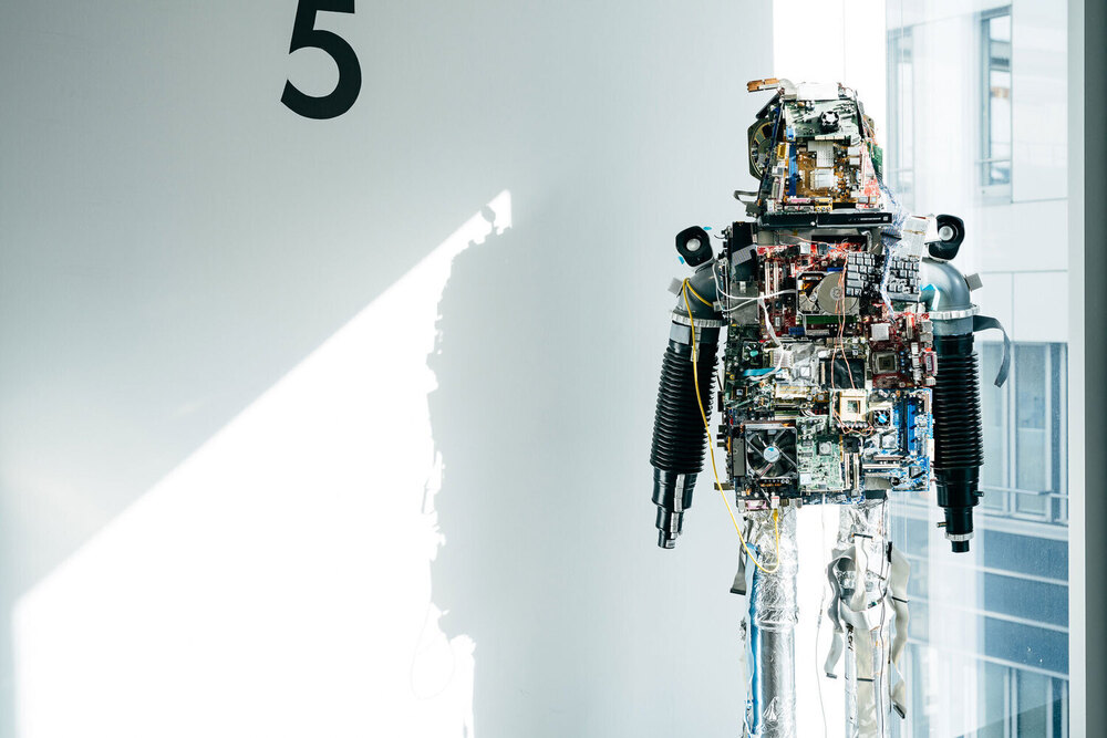 Xing Office: Robot