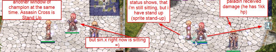 shredinger cat, i'm standing or sitting?