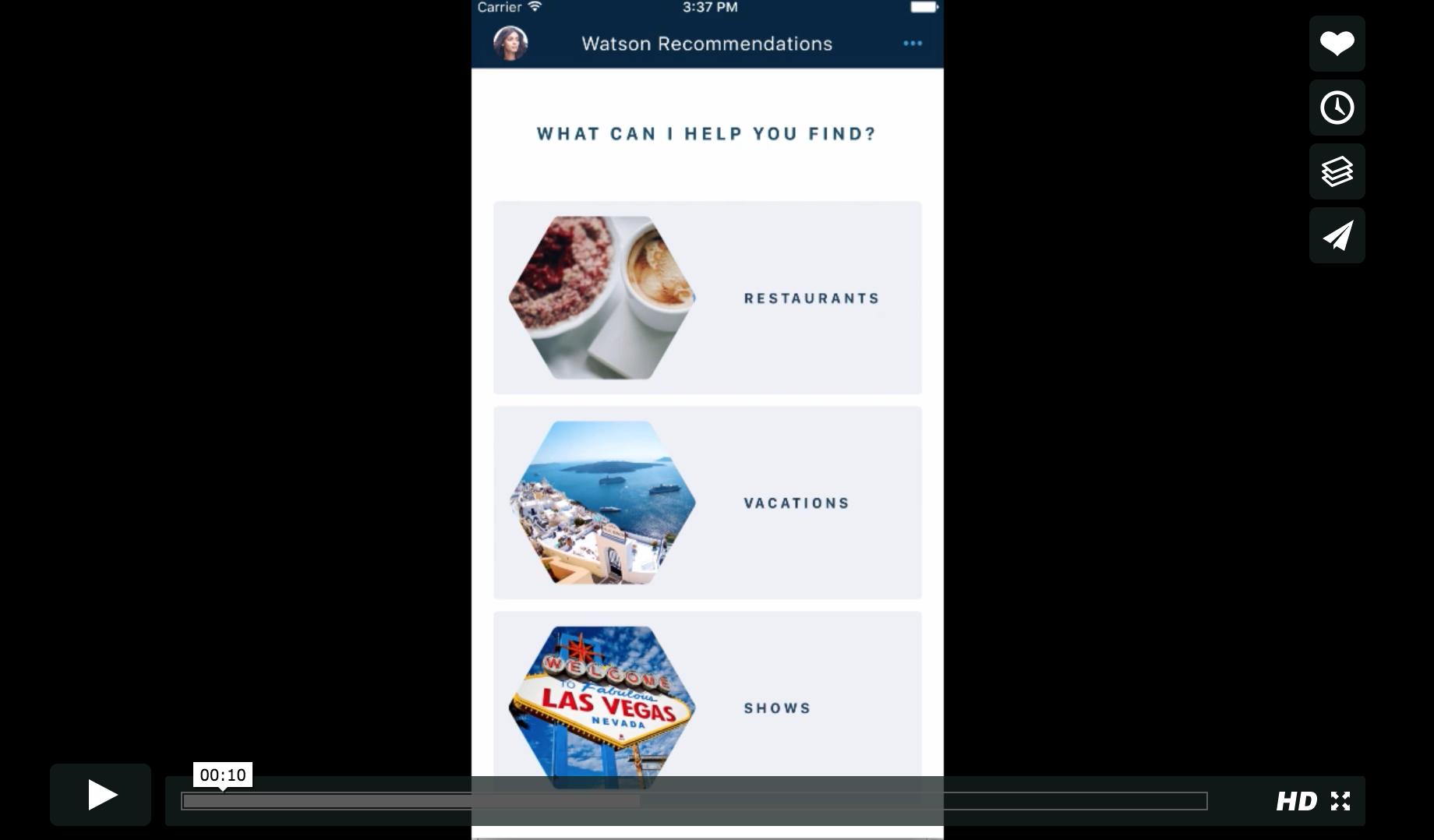 cognitive concierge video
