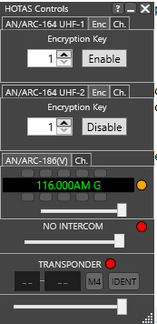 SRS encryption tab for F-15