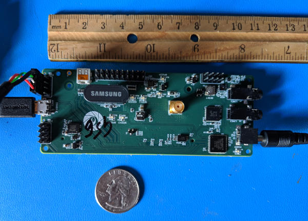 Image of Geppetto board