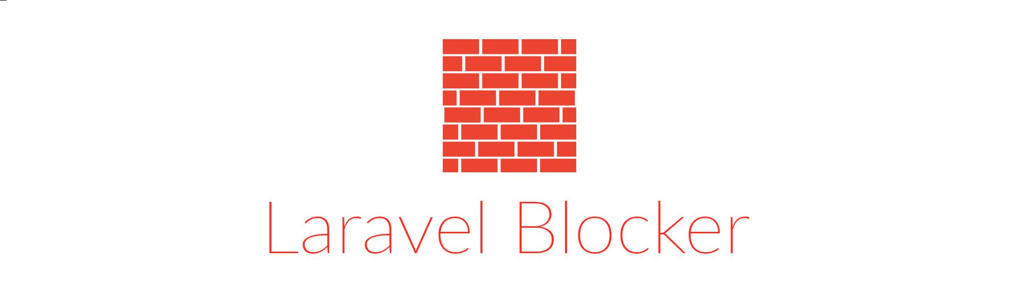 Laravel Blocker