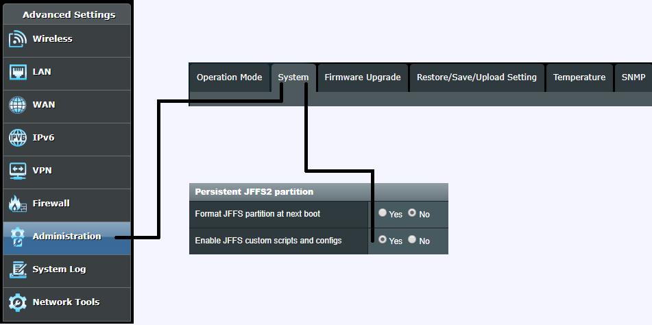 GitHub - jackyaz/connmon: Internet uptime monitoring for