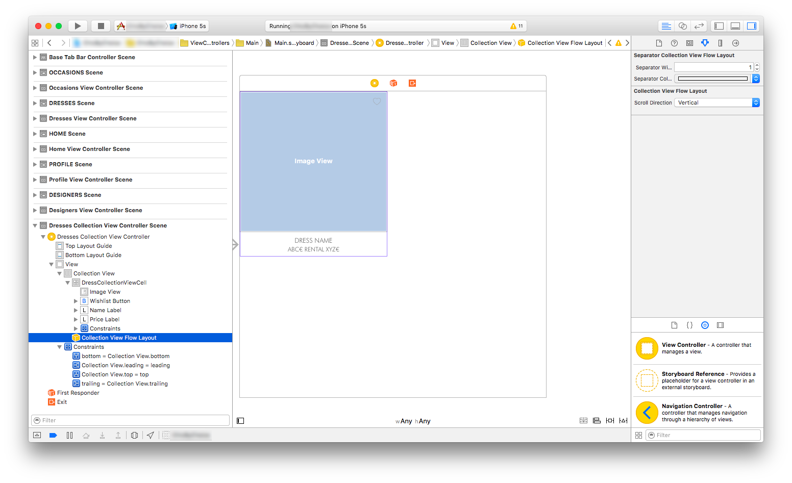 SeparatorCollectionViewFlowLayout on CocoaPods org