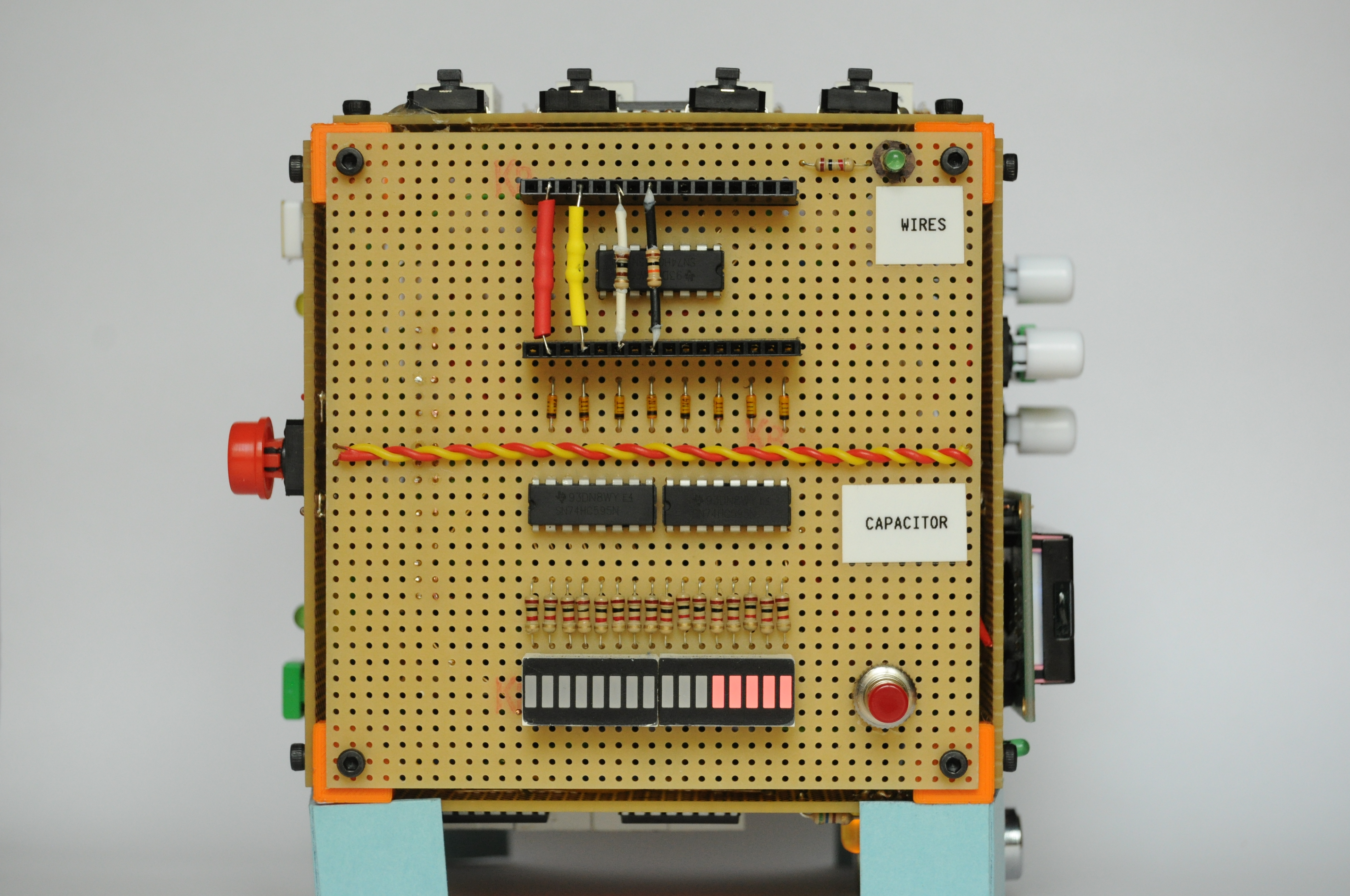 Wires/Capacitor