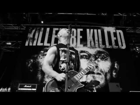 KILLER BE KILLED - Curb Crusher (OFFICIAL VIDEO)