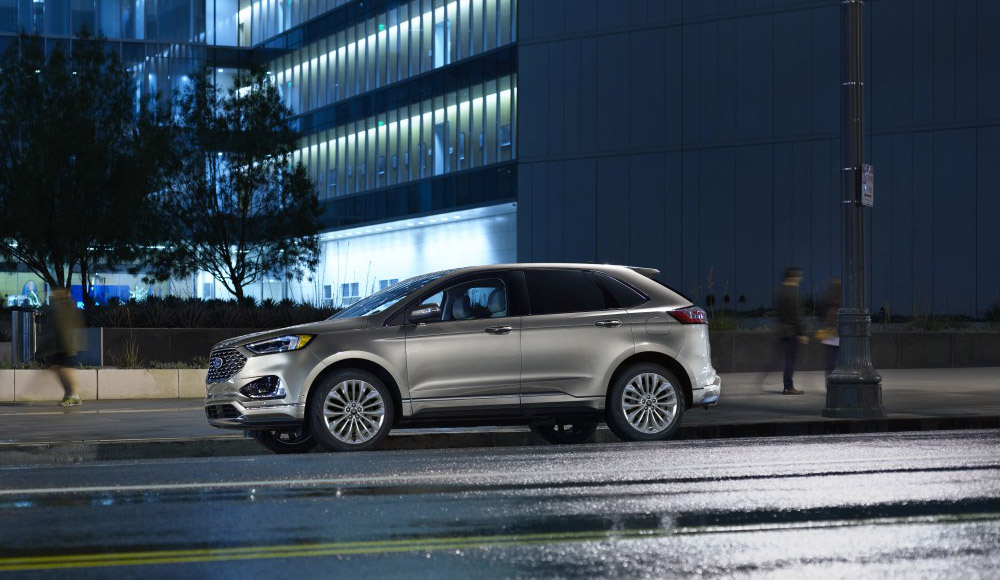 Ford: Edge in the City