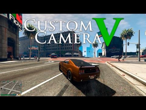 GitHub - Rbn3D/CustomCameraV: A custom vehicle camera system for