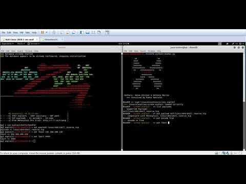 Metasploit + BoomER - Linux Privilege Escalation