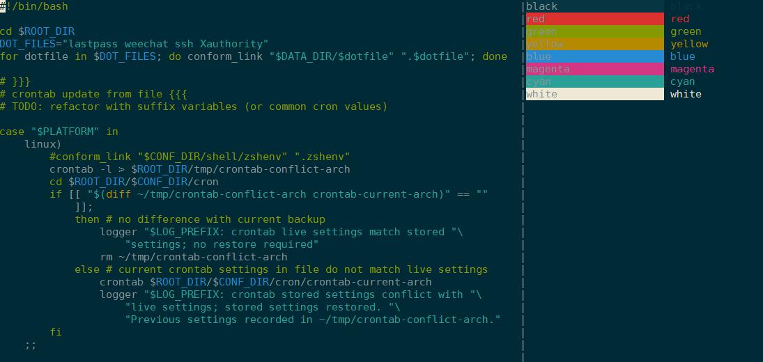Theme Color Mismatch · Issue #71 · sellout/emacs-color-theme