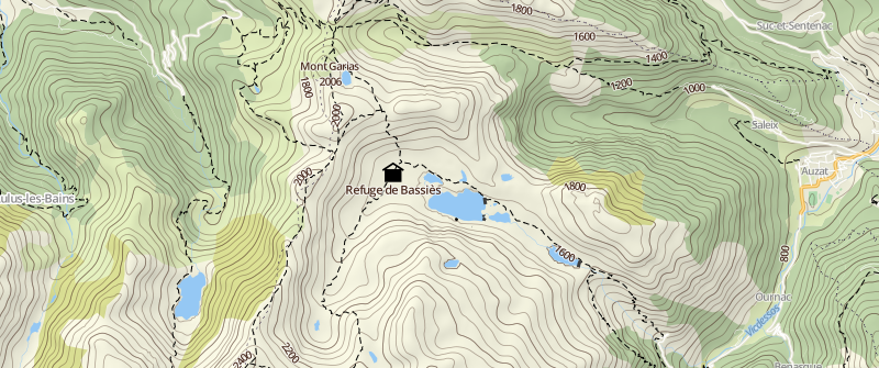 GitHub - makinacorpus/osm-topo: Topographic OSM map style