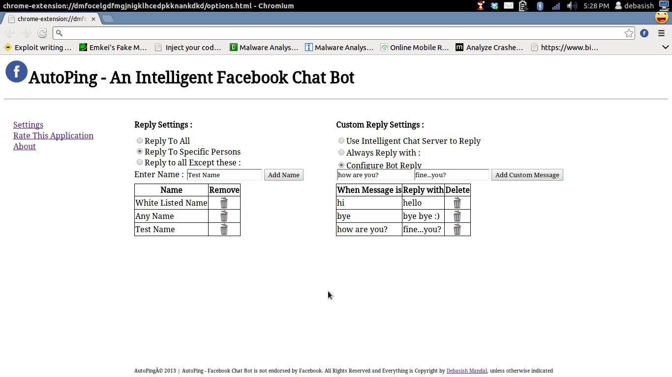 fb ai chat bot readme md at master debasishm89 fb ai chat bot github