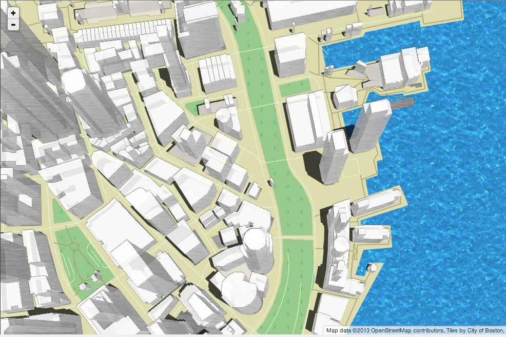 GitHub - CityOfBoston/boston-greenery: Map of parks and