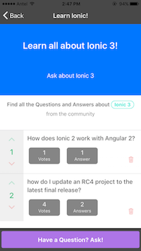 GitHub - ionicthemes/building-a-complete-mobile-app-with-ionic-3: In