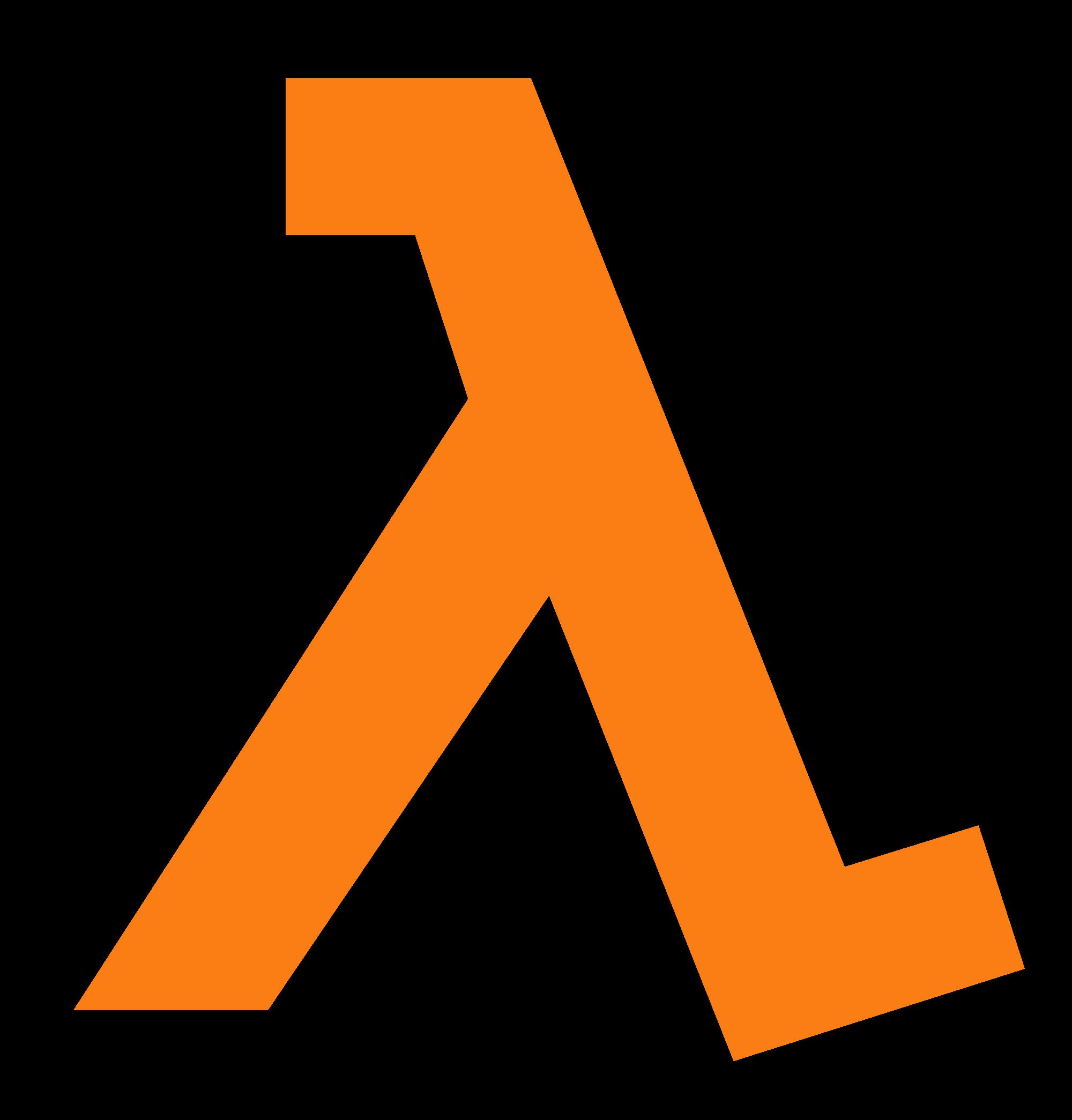 Lambda Logo from Wikimedia