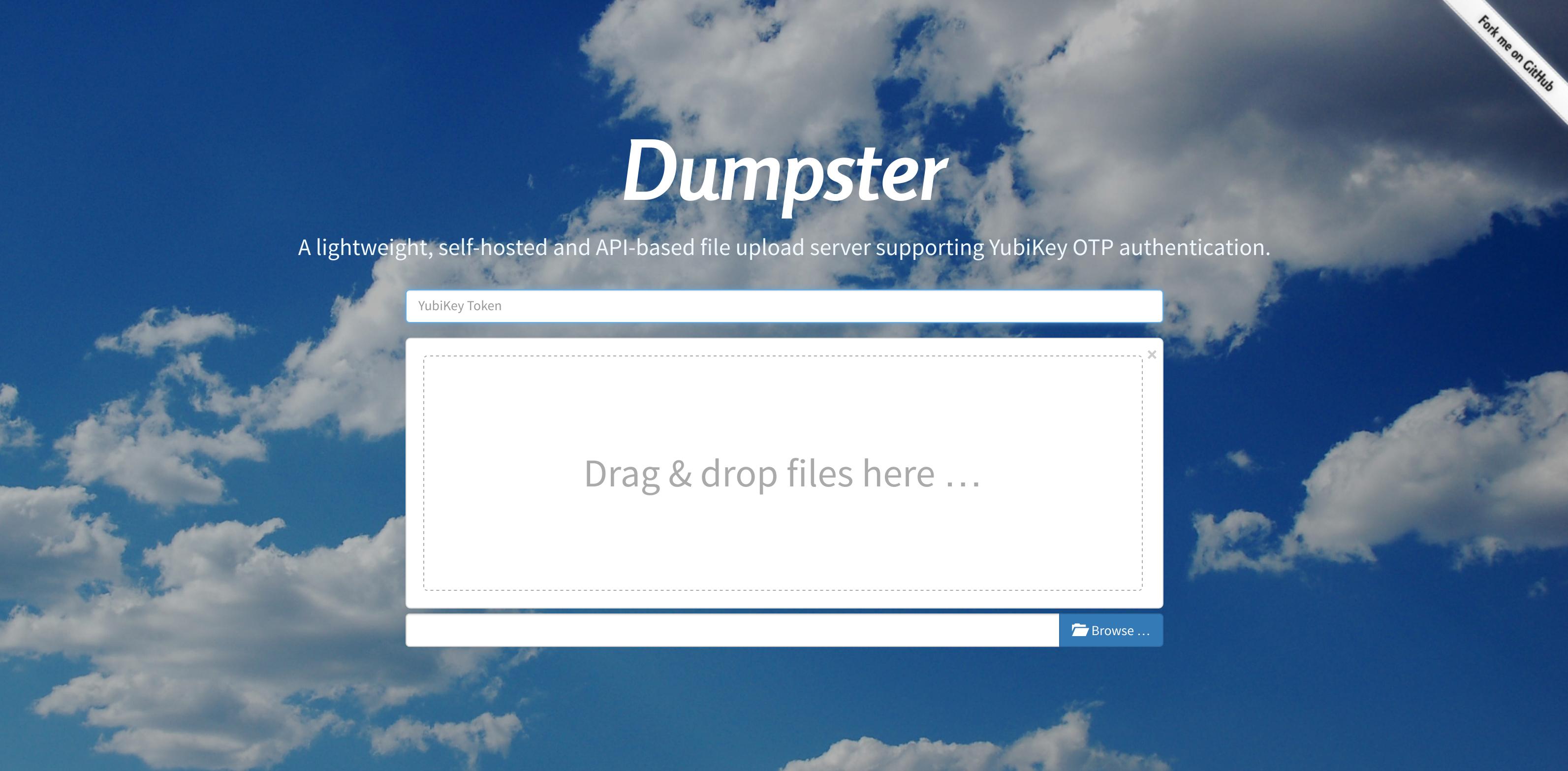 WebUI demo