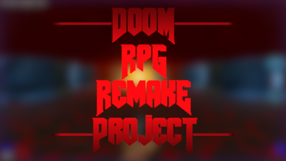 DRRP Doom RPG Remake Project logo