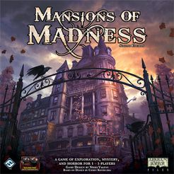 Mansions of Madness game image