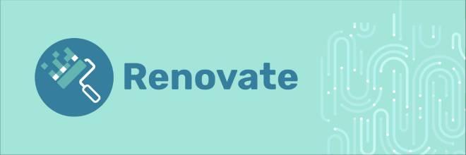 Renovate banner