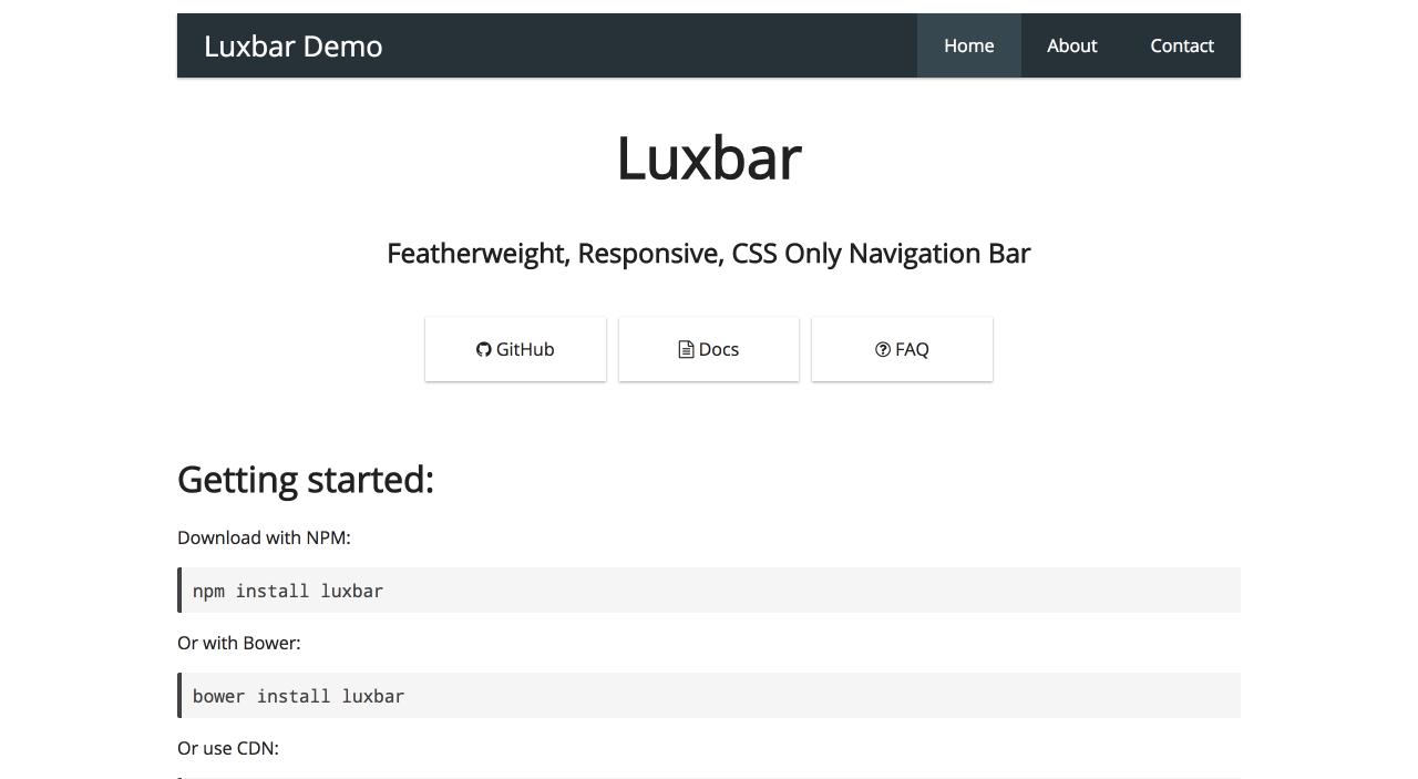 luxbar-default