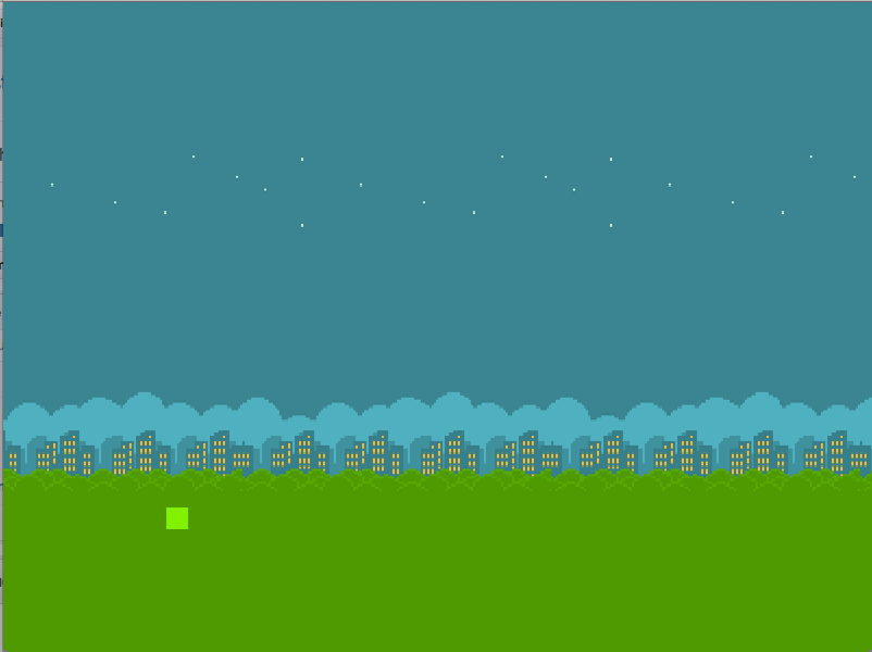 GitHub - justinmeister/pygame-animation-example: A simple 'game
