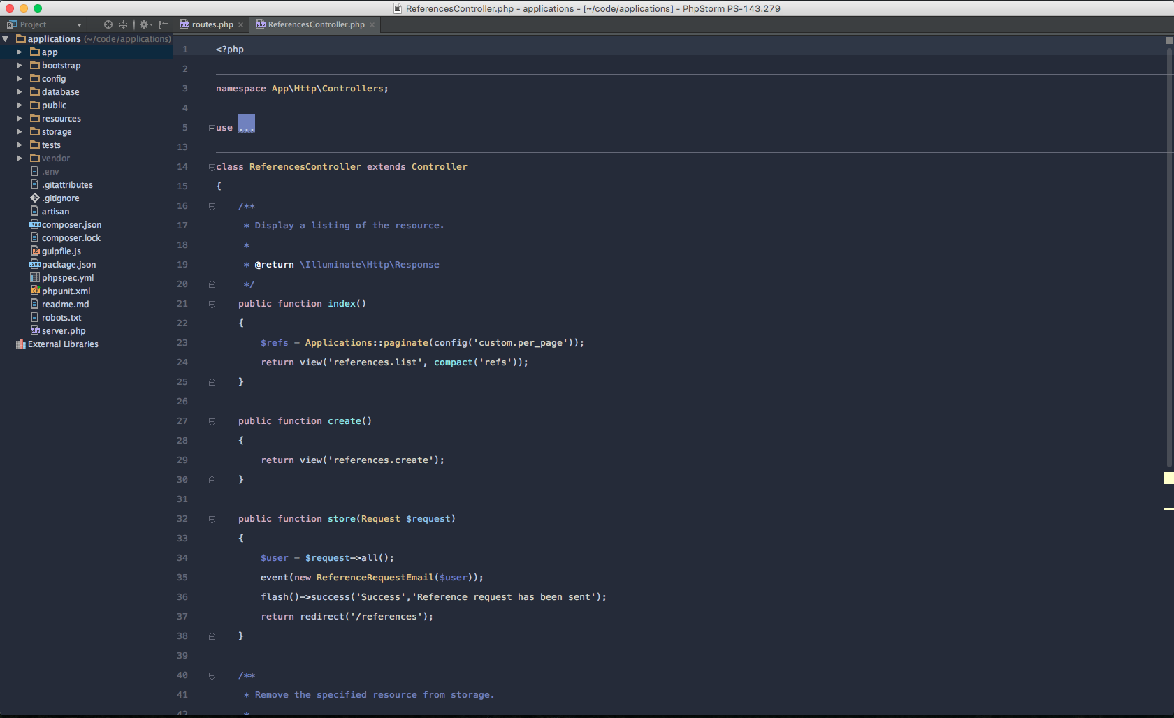 GitHub - lstables/phpstorm-settings: PHPStorm - Facebook style theme