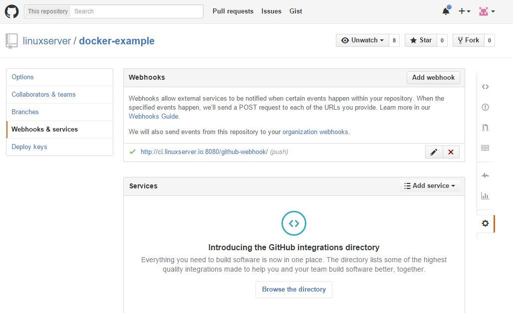 Jenkins Workflow · linuxserver/docker-project-template Wiki · GitHub