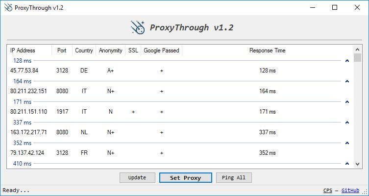 ProxyThrough v1.2