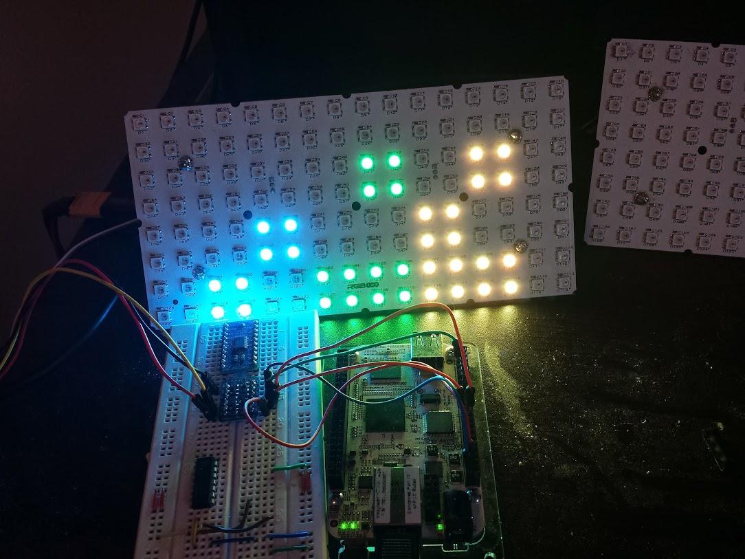 Github Toroidal Code Pixelbone Beagle Bone Library For Driving A Rgb Led Strip The Adafruit Learning System Circuit Testing