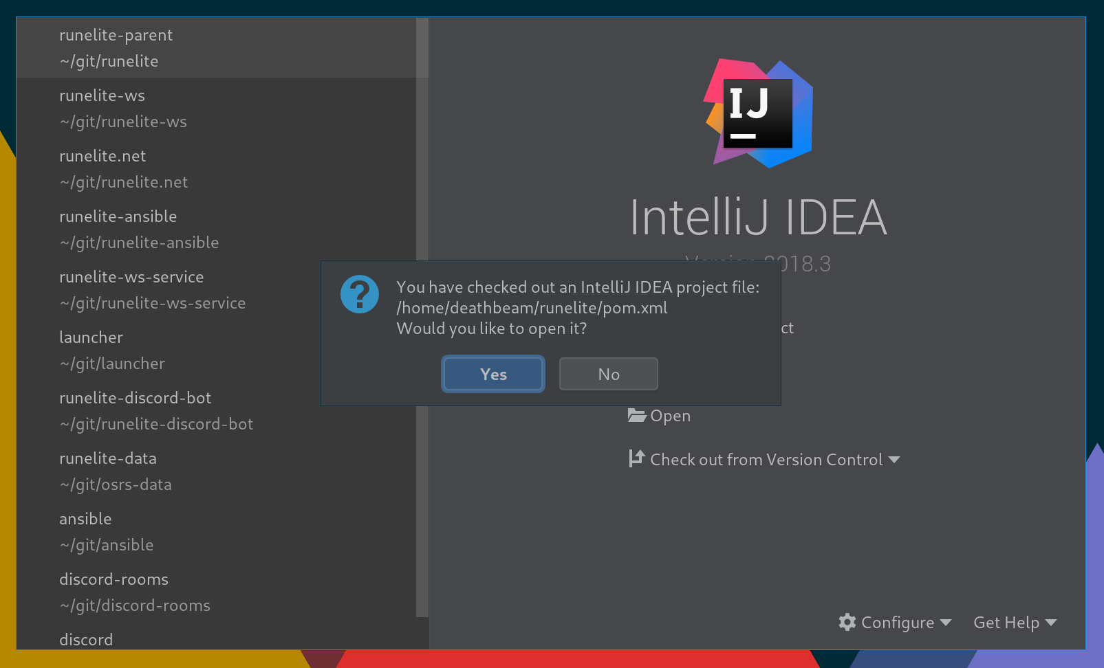 Building with IntelliJ IDEA · runelite/runelite Wiki · GitHub