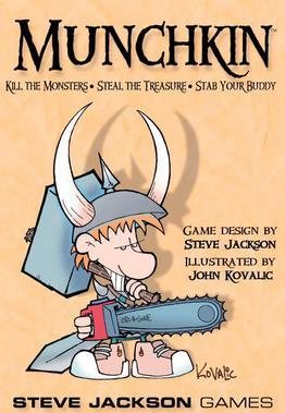Munchkin game image