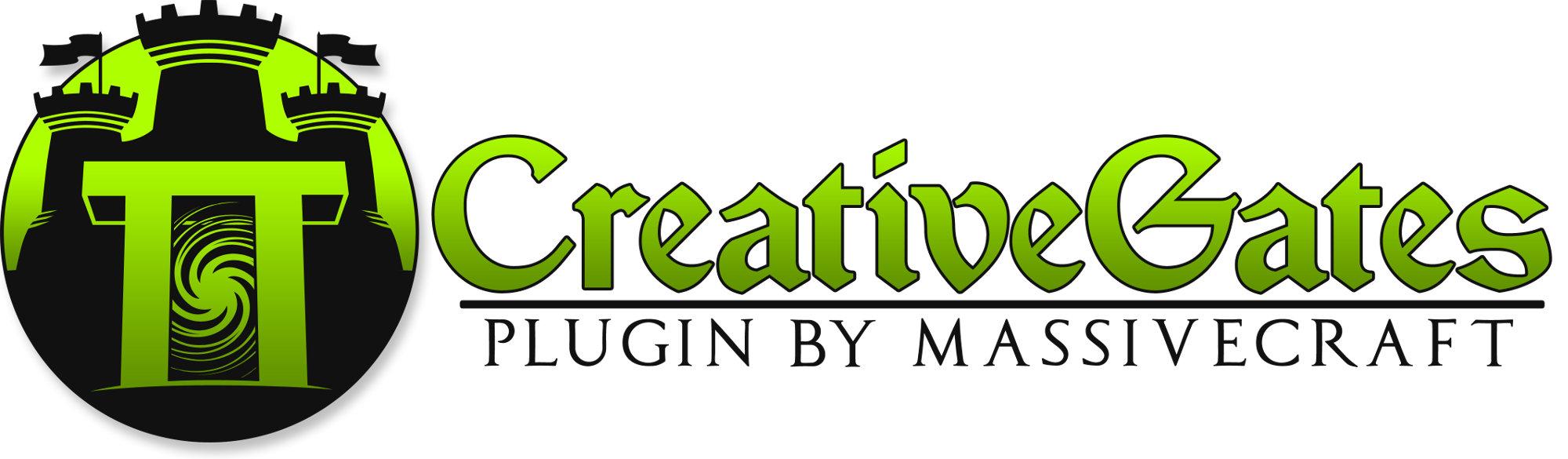 CreativeGates Logotype
