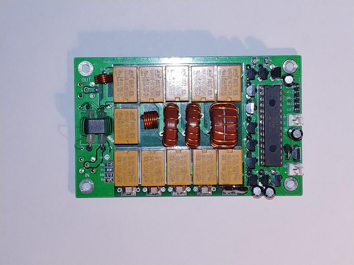 GitHub - Dfinitski/N7DDC-ATU-100-mini-and-extended-boards